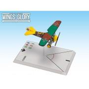 Wings of Glory WW1 - Fokker E.V (Sharon)