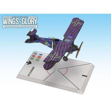 Wings of Glory WW1 - Hannover CL.IIIA (Baur/Von Hengl)