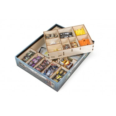 The Manhattan Project - Box Organizer