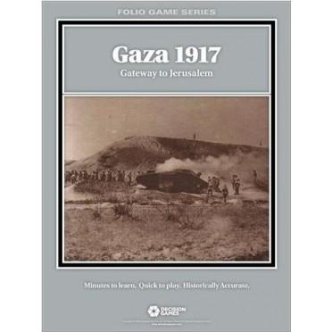 Folio Series - Gaza 1917: Gateway to Jerusalem