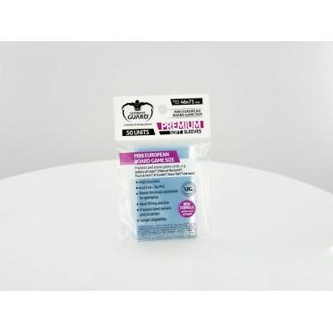 Ultimate Guard 50 pochettes Premium Sleeves jeux de plateau mini européens