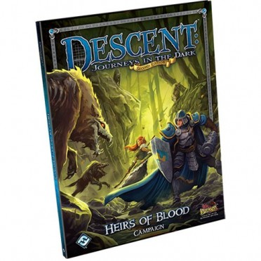 Descent 2nd Edition : Heirs of Blood Campaign