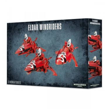 W40K : Eldars - Windriders