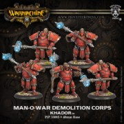 Man-O-War Demolition Corps