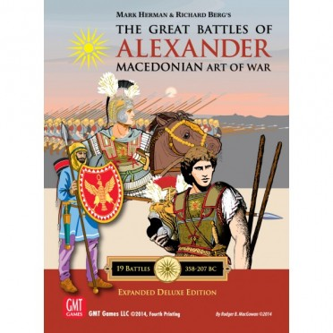 Great Battles of Alexander - Expanded Deluxe Edition