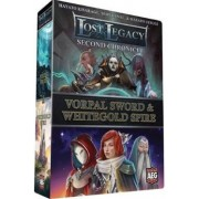 Lost Legacy : Second Chronicle - Vorpal Sword and Whitegold Spire