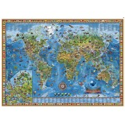 Puzzle - Amazing World de Rajko Zigic - 3000 Pièces