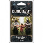 Warhammer 40,000 Conquest The Card Game : Descendants of Isha War Pack