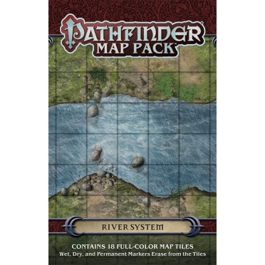 Pathfinder - Map Pack : River System