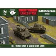 M4A3 Sherman (plastic)