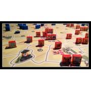 Waterloo 200 - Mounted Map