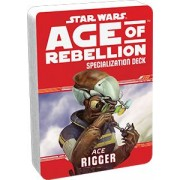 Star Wars : Age of Rebellion - Rigger Specialization Deck