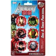 Heroclix - Avengers Assemble Iron Man : Dice and Token