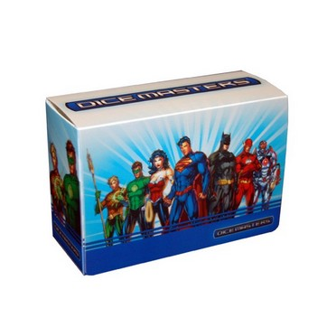 Dice Masters : Justice League - Magnetic Box