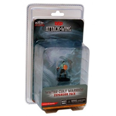 Dungeons & Dragons : Attack Wing Wave 6 - Water Cult Warrior