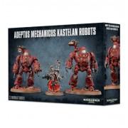 W40K : Adeptus Mechanicus Cult Mechanicus - Kastelan Robots