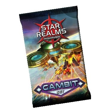 Star Realms (Anglais) - Gambit Expansion