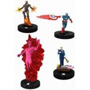 Heroclix - Brick de 10 Boosters Avengers Assemble