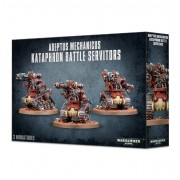 W40K : Adeptus Mechanicus Cult Mechanicus - Kataphron Battle Servitors
