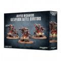 W40K : Adeptus Mechanicus Cult Mechanicus - Kataphron Battle Servitors 0