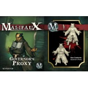 Malifaux 2nd Edition - Governor's Proxy