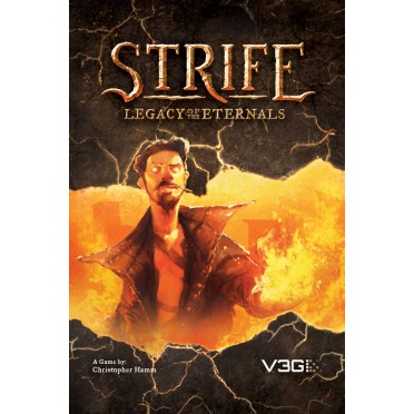 Strife: Legacy of the Eternals 2nd Edition