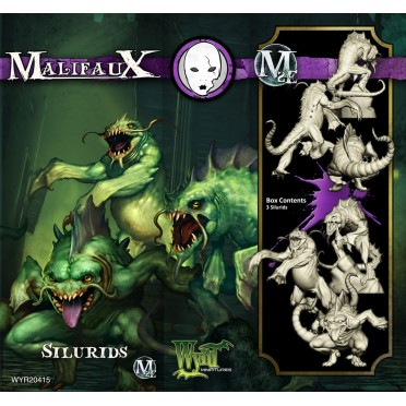 Malifaux 2nd Edition - Silurids