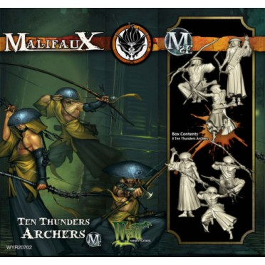 Malifaux 2nd Edition - Ten Thunders Archers