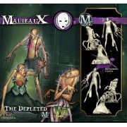Malifaux 2nd Edition - Depleted
