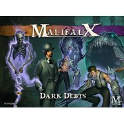 Malifaux 2nd Edition - Dark Debts