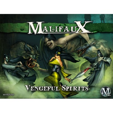 Malifaux 2nd Edition - Vengeful Spirits