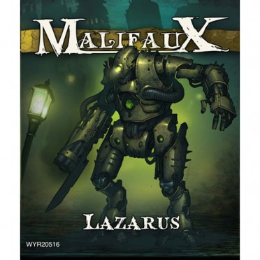 Malifaux 2nd Edition - Lazarus