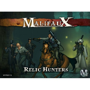 Malifaux 2nd Edition - Relic Hunters
