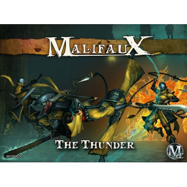 Malifaux 2nd Edition - The Thunder