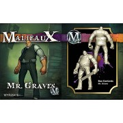 Malifaux 2nd Edition - Mr Graves