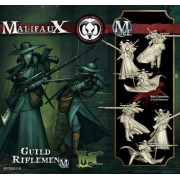 Malifaux 2nd Edition - Riflemen