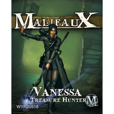 Malifaux 2nd Edition - Vanessa