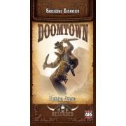 Doomtown Reloaded - Saddlebag 4 : Frontier Justice