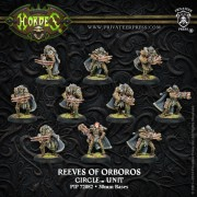 Hordes - Reeves / Wolves of Orboros pas cher