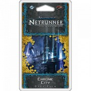 Android Netrunner : Chrome City