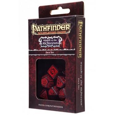 Set de Dés Pathfinder - Wrath of the Righteous
