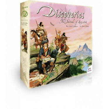 Discoveries VF - Journals of Lewis & Clark