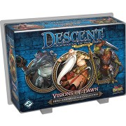 Descent - Visions of Dawn Hero and Monster Collection