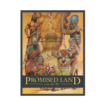 Promised Land - 1250-587 BC