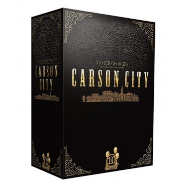 Carson City Big Box Edition