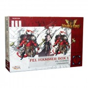 Wrath of Kings - House of Nasier : Fel Hammer Box