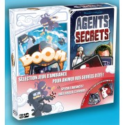 Bundle Agents Secrets plus Boom Bokken