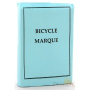 Bicycle Marqué - Ted Lesley - Bleu