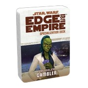 Star Wars : Edge of the Empire - Gambler Specialization Deck