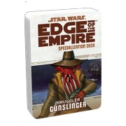 Star Wars : Edge of the Empire - Gunslinger Specialization Deck